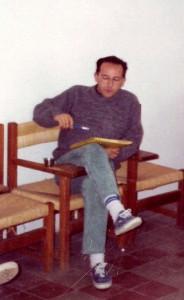 Carlos Silva Antes
