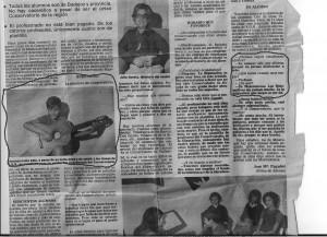 articulo periodico Hoy